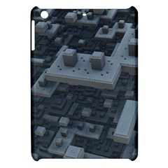 Backdrop Construction Pattern Apple Ipad Mini Hardshell Case
