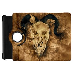 Skull Demon Scary Halloween Horror Kindle Fire Hd 7