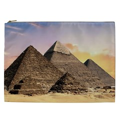 Pyramids Egypt Cosmetic Bag (xxl)