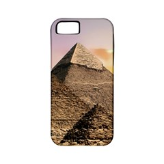 Pyramids Egypt Apple Iphone 5 Classic Hardshell Case (pc+silicone)