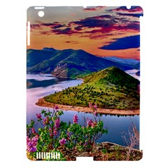 Landscape River Nature Water Sky Apple Ipad 3/4 Hardshell Case (compatible With Smart Cover)