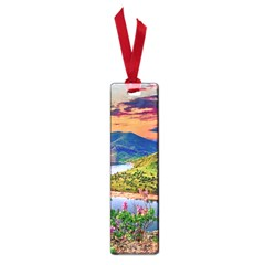 Landscape River Nature Water Sky Small Book Marks