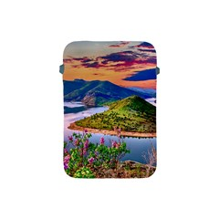 Landscape River Nature Water Sky Apple Ipad Mini Protective Soft Cases