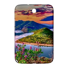 Landscape River Nature Water Sky Samsung Galaxy Note 8 0 N5100 Hardshell Case