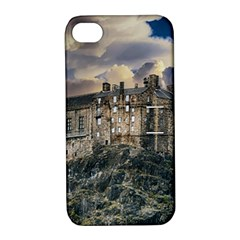 Castle Monument Landmark Apple Iphone 4/4s Hardshell Case With Stand