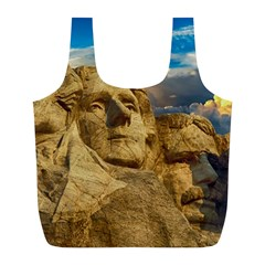 Monument President Landmark Full Print Recycle Bags (l)