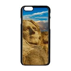 Monument President Landmark Apple Iphone 6/6s Black Enamel Case