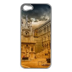 Palace Monument Architecture Apple Iphone 5 Case (silver)