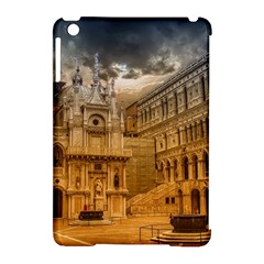 Palace Monument Architecture Apple Ipad Mini Hardshell Case (compatible With Smart Cover)