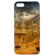 Palace Monument Architecture Apple Iphone 5 Hardshell Case With Stand