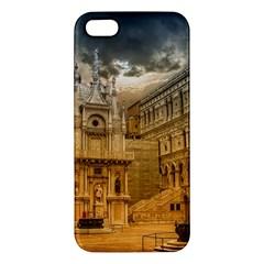 Palace Monument Architecture Apple Iphone 5 Premium Hardshell Case