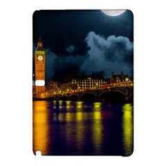 London Skyline England Landmark Samsung Galaxy Tab Pro 10 1 Hardshell Case