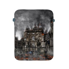 Armageddon War Apocalypse Apple Ipad 2/3/4 Protective Soft Cases