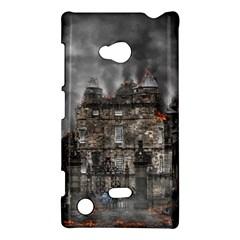 Armageddon War Apocalypse Nokia Lumia 720