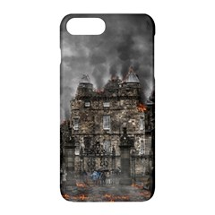 Armageddon War Apocalypse Apple Iphone 8 Plus Hardshell Case