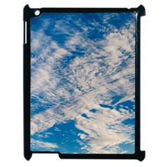 Clouds Sky Scene Apple Ipad 2 Case (black)