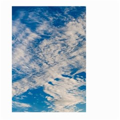 Clouds Sky Scene Large Garden Flag (two Sides)