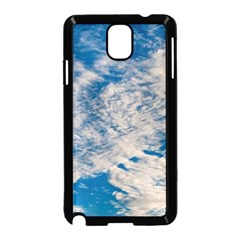 Clouds Sky Scene Samsung Galaxy Note 3 Neo Hardshell Case (black)
