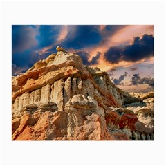 Canyon Dramatic Landscape Sky Small Glasses Cloth
