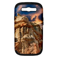 Canyon Dramatic Landscape Sky Samsung Galaxy S Iii Hardshell Case (pc+silicone)