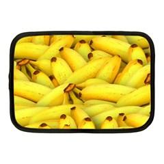 Yellow Banana Fruit Vegetarian Natural Netbook Case (medium)