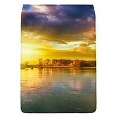 Landscape Lake Sun Sky Nature Flap Covers (s)