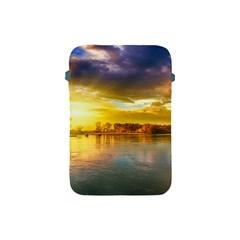 Landscape Lake Sun Sky Nature Apple Ipad Mini Protective Soft Cases