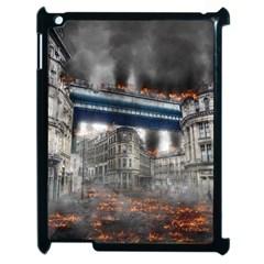 Destruction City Building Apple Ipad 2 Case (black)
