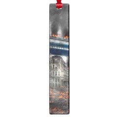 Destruction City Building Large Book Marks
