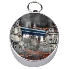 Destruction City Building Silver Compasses