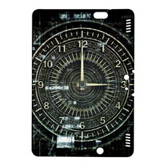 Time Machine Science Fiction Future Kindle Fire Hdx 8 9  Hardshell Case