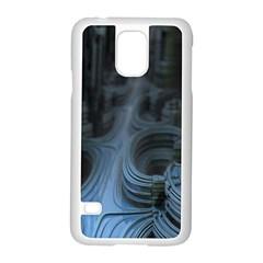 Fractal Design Samsung Galaxy S5 Case (white)