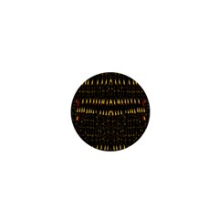 Hot As Candles And Fireworks In The Night Sky 1  Mini Buttons
