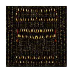 Hot As Candles And Fireworks In The Night Sky Face Towel
