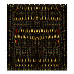 Hot As Candles And Fireworks In The Night Sky Shower Curtain 66  X 72  (large)