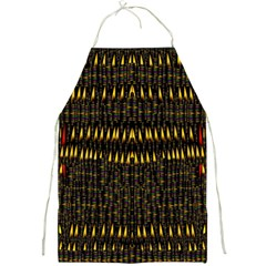 Hot As Candles And Fireworks In The Night Sky Full Print Aprons