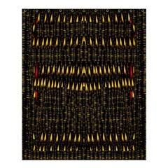 Hot As Candles And Fireworks In The Night Sky Shower Curtain 60  X 72  (medium)
