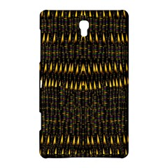 Hot As Candles And Fireworks In The Night Sky Samsung Galaxy Tab S (8 4 ) Hardshell Case