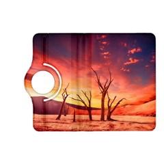 Desert Arid Dry Drought Landscape Kindle Fire Hd (2013) Flip 360 Case