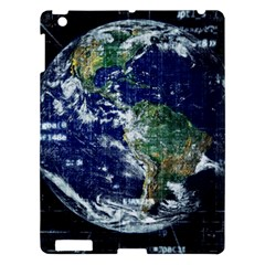 Earth Internet Globalisation Apple Ipad 3/4 Hardshell Case