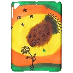 Pirana Eating Flower Apple Ipad Pro 9 7   Hardshell Case