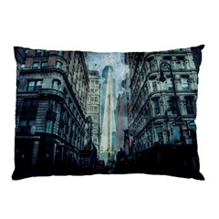 Storm Damage Disaster Weather Pillow Case (two Sides)