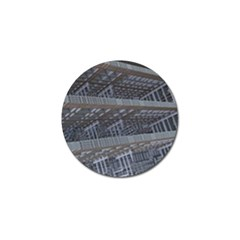 Ducting Construction Industrial Golf Ball Marker (10 Pack)