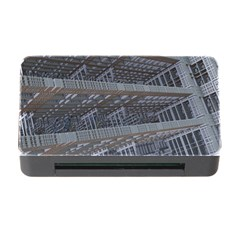 Ducting Construction Industrial Memory Card Reader With Cf