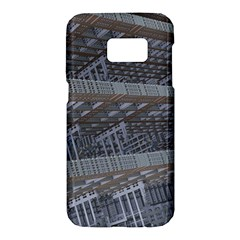 Ducting Construction Industrial Samsung Galaxy S7 Hardshell Case