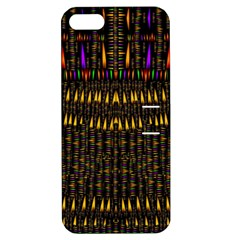 Hot As Candles And Fireworks In Warm Flames Apple Iphone 5 Hardshell Case With Stand
