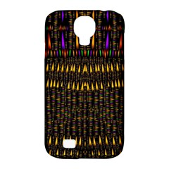 Hot As Candles And Fireworks In Warm Flames Samsung Galaxy S4 Classic Hardshell Case (pc+silicone)