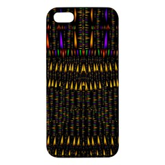 Hot As Candles And Fireworks In Warm Flames Iphone 5s/ Se Premium Hardshell Case