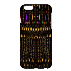 Hot As Candles And Fireworks In Warm Flames Apple Iphone 6 Plus/6s Plus Hardshell Case