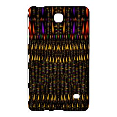 Hot As Candles And Fireworks In Warm Flames Samsung Galaxy Tab 4 (8 ) Hardshell Case